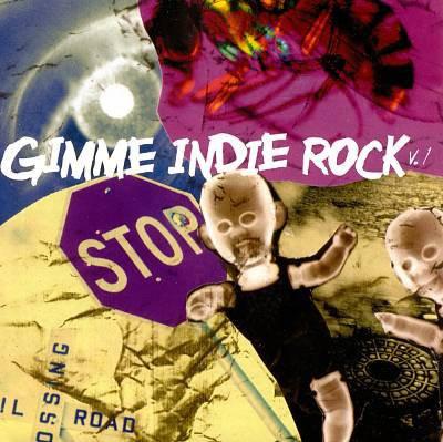 K-Tel's Gimme Indie Rock