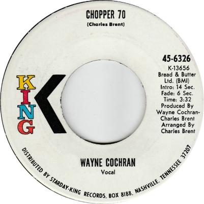 Wayne Cochran King 45-aa
