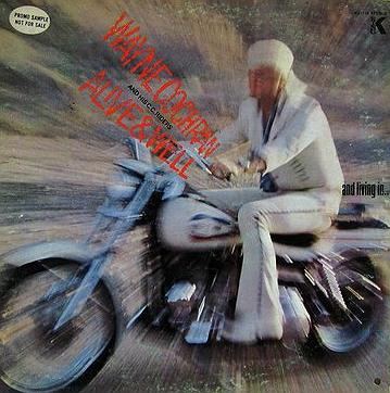 Wayne Cochran LP-a