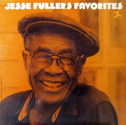 This image has an empty alt attribute; its file name is Jesse-Fuller-LP-aa.jpg