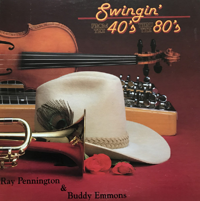 This image has an empty alt attribute; its file name is Ray-Pennington-with-Buddy-Emmons-the-Swing-Shift-Band-2-LP-a.jpg