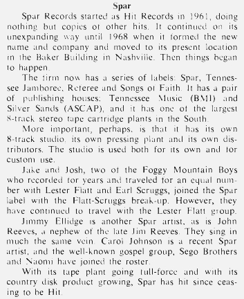 This image has an empty alt attribute; its file name is Spar-Records-Billboard-article-Oct-18-1969.jpg
